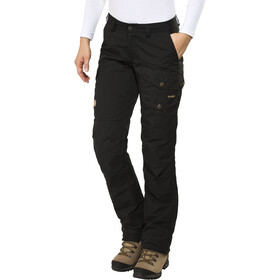 Fjällräven Barents Pro Pantalones Mujer, black/black
